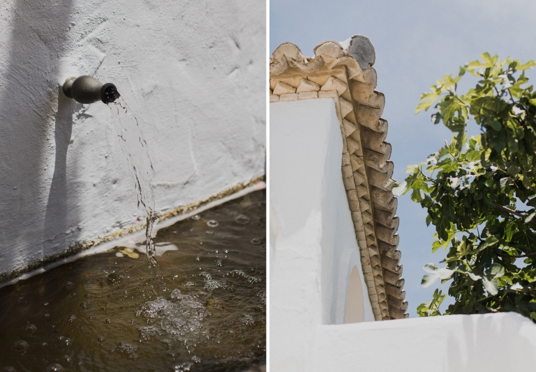 details of cortijo el guarda