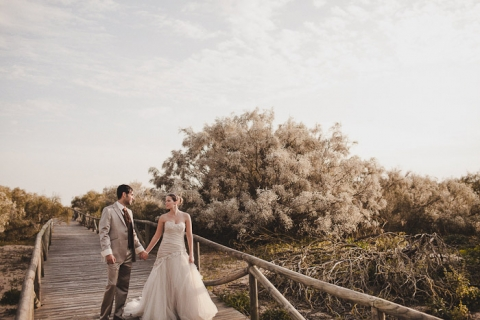 wedding photography el rompido