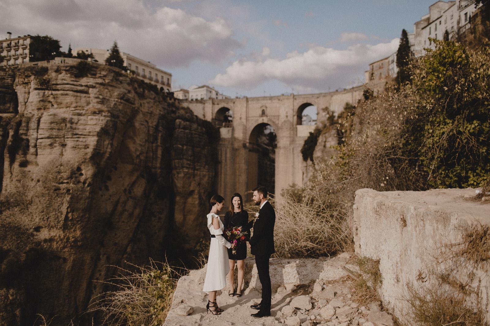Elopement in Spain