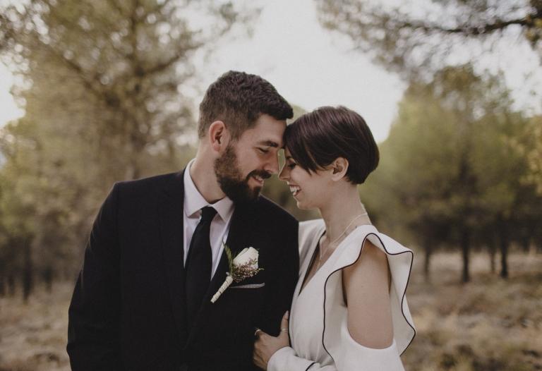 intimate wedding in ronda