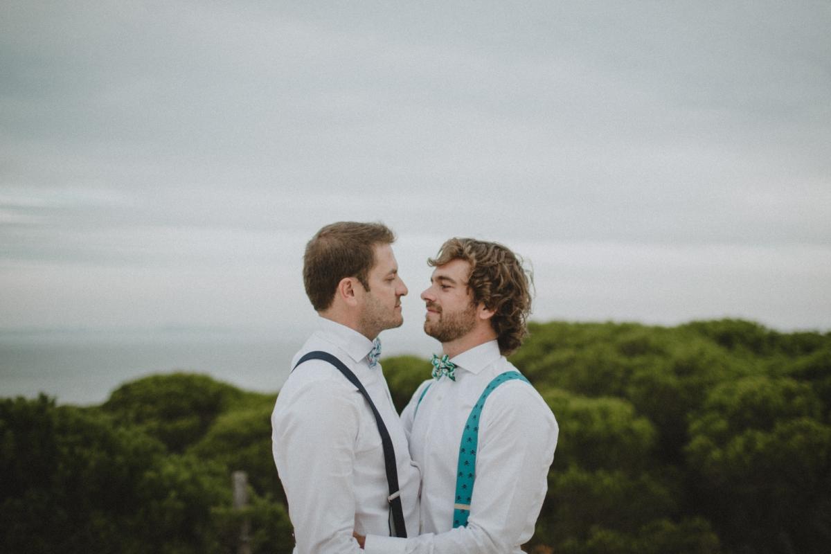 Married gay men group
