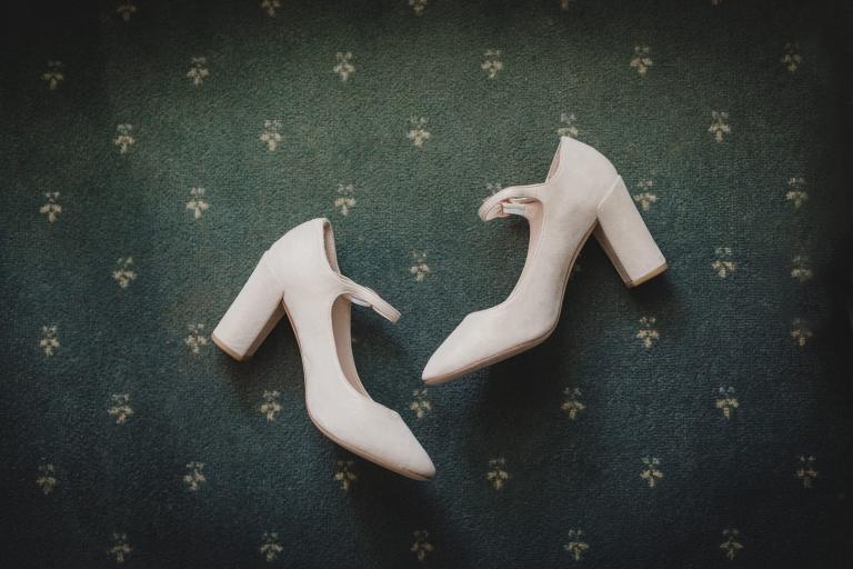the bride shoes