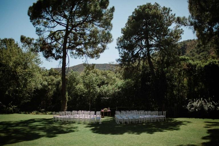 wedding at casa del rio costa del sol spain